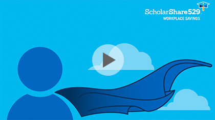 This video explains the ScholarShare 529 Workplace Savings Program.