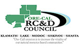 Ore-Cal RC&D Council logo
