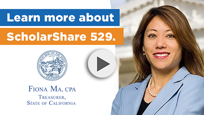 Watch a video introducing ScholarShare 529.